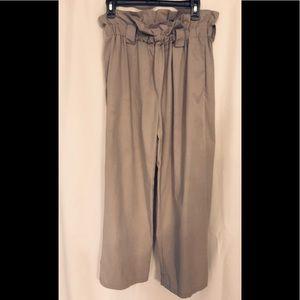 CARTONNIER paper bag pants